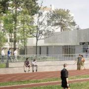 extension d'un groupe scolaire à Annemasse (74)