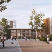 complexe sportif, quartier Valensolles à Valence (26)