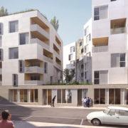 construction d'une résidence sociale à Tassin-la-Demi-Lune (69)